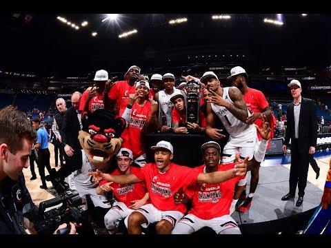 2018 Men's Basketball Championship Final Highlights - Cincinnati 56, Houston 55