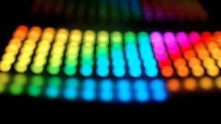 MBI6030 128 RGB Clusters Demonstration By DaeHanPlus
