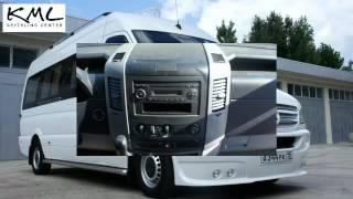 Переоборудование микроавтобусов mercedes sprinter  tuning(, 2012-08-06T06:18:16.000Z)