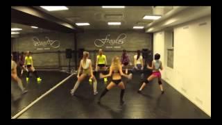 Sexiest Twerk Choreography ever on Durka Durk