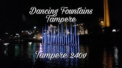 Dancing Fountains, Tampere