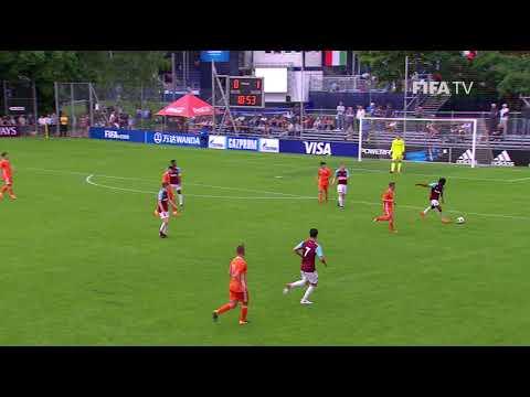 West Ham United v. Dinamo Zagreb Match Highlights