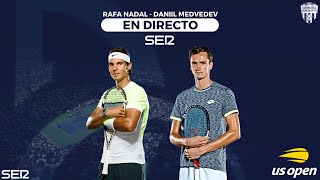 NADAL - MEDVEDEV | La final del US Open EN VIVO