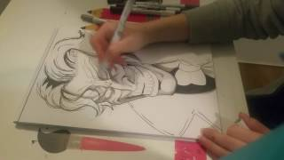 Joker - Speed drawing