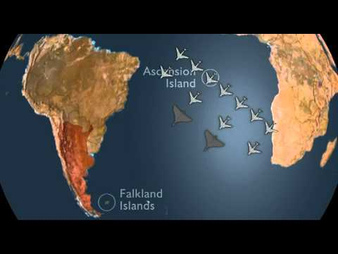 Vulcan Black Buck bombing raid Falklands Conflict 1982