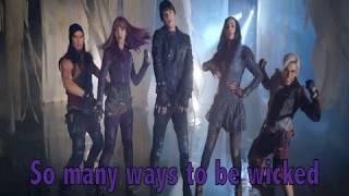 Descendants 2 Ways to Be Wicked Lyrics.mp3