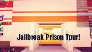 *NEW* Jailbreak Prison Update! Full Prison Tour! [Roblox Jailbreak] March 31