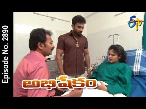 Abhishekam   21st April 2018   Full Episode No 2890   ETV Telugu