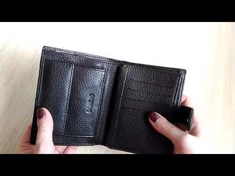 88aeec7a8246 Мужские кошельки Canevo в Тюмени - 1499 товаров: Выгодные цены.