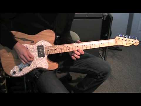 Guitar Tutorial: Desert Song - Hillsong United - YouTube