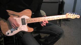 Guitar Tutorial: Desert Song - Hillsong United