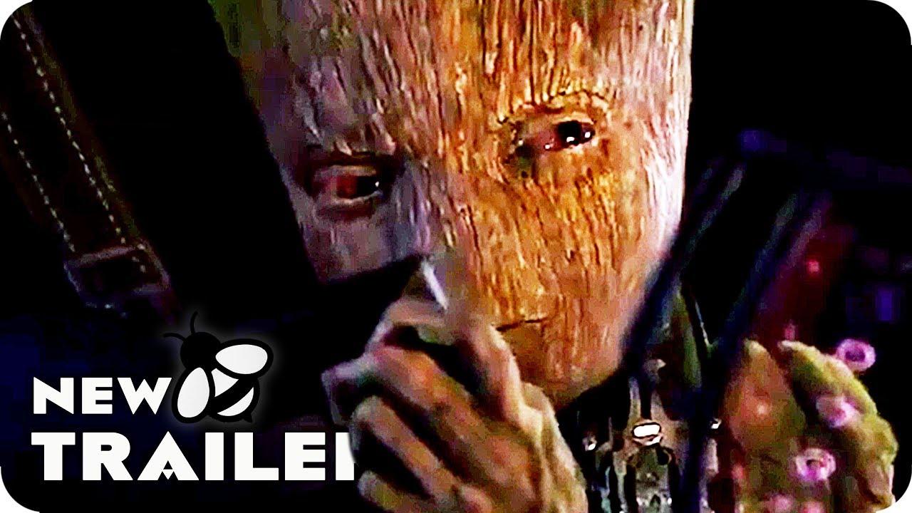 Download Avengers 3 Infinity War Teen Groot Spot & Trailer (2018)
