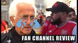 Mr DT DESTROYS Tottenham! Manchester United Fan CRYING 😭 Fan Channel Review Ep10