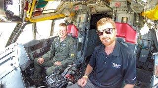 B52 BOMBER PILOT VLOG!