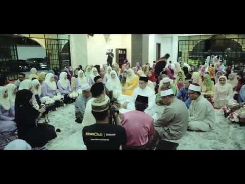 [MALAY WEDDING] ASRIZAM & AZUREEN - WEDDING CINEMA
