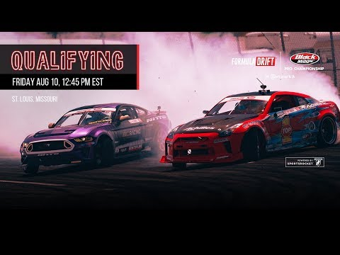 St. Louis 2018 - Qualifying LIVE!