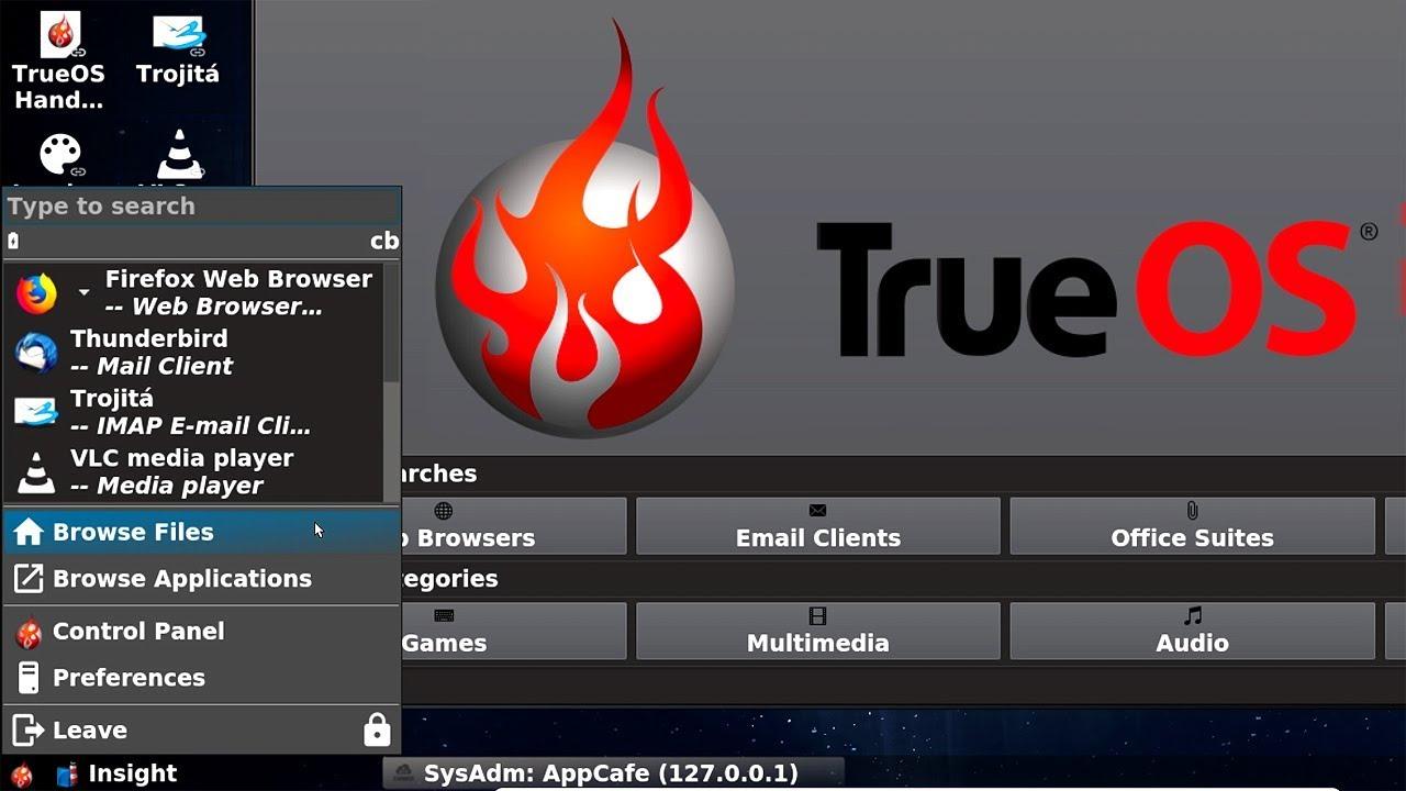 TrueOS: Linux or Windows Alter...
