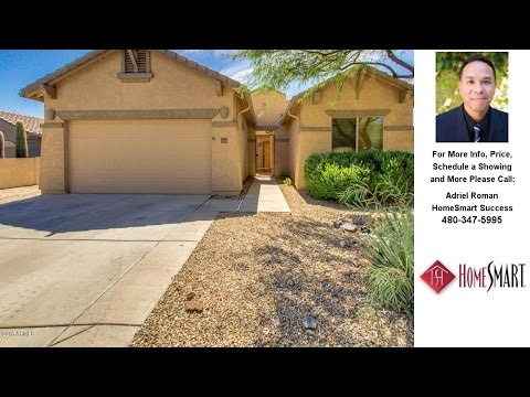 10895 E SILVER MINE Road, Gold Canyon, AZ Presented by Adriel Roman.