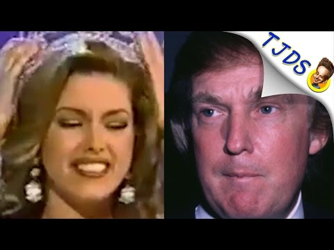 Donald Trump Brutally Humiliated Miss Universe Alicia Machado