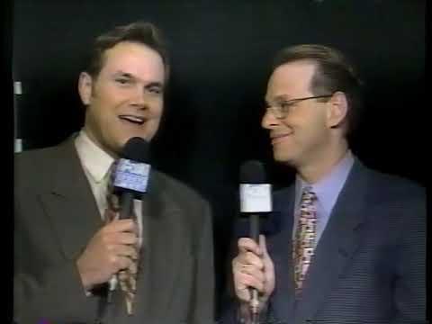 12/29/1997 - Dallas Stars Vs Detroit Red Wings (PART 1)