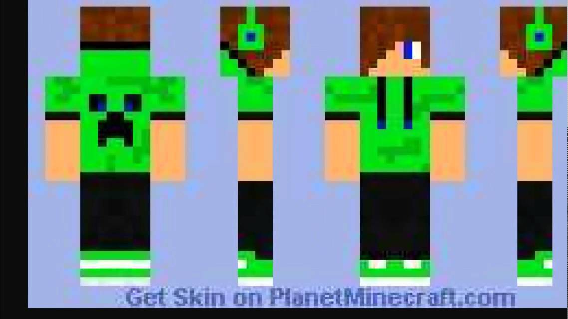 Minecraft Skins For Boys YouTube - Skins para minecraft pe boy