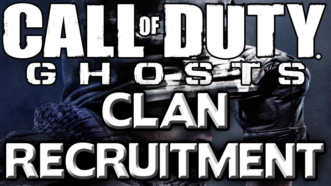 how to create a clan on call of duty ghosts