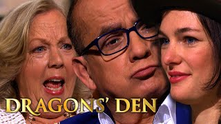 Touker & Tej Join Forces To Ruthlessly Undercut Deborah | Dragons' Den