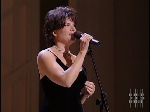 Folsom Prison Blues Medley (Johnny Cash Tribute) - Rosanne Cash/Guests - 1996 Kennedy Center Honors