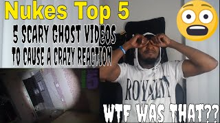 Download Nukes Top 5 - 5 SCARY Ghost Videos To Cause A CRAZY REACTION ((REACTION))
