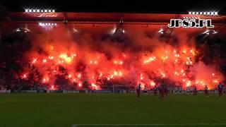JP85.PL - Legia Warszawa 2-2 Steaua Bukareszt (Ultra Extreme Fanatical Atmosphere)