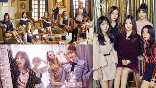 Top 10 nhóm nhạc nữ Kpop có lượt theo dõi khủng nhất trên Facebook