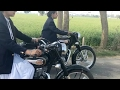 College girls ride Royal Enfield bullets