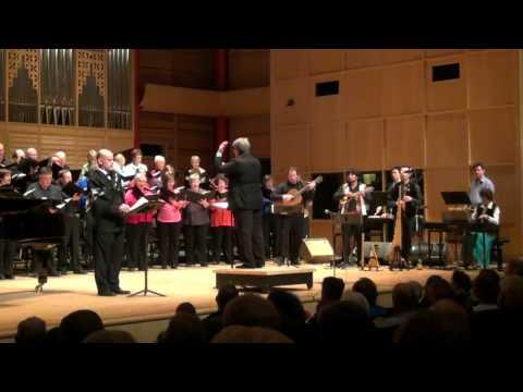Misa Criolla in Calgary 2013 /Festival Chorus: One World, Many