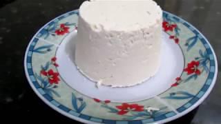 Queijo Caseiro Branco muito Fácil e Prático de Preparar