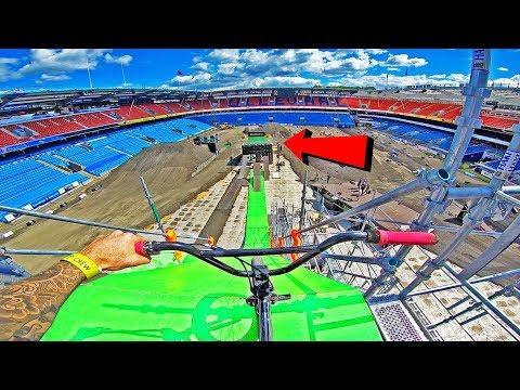 WORLDS CRAZIEST BMX TRICKS!!