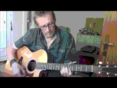 Improvisation in E Major with Elixir Strings - Test