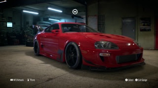 Back to Need for speed 2015