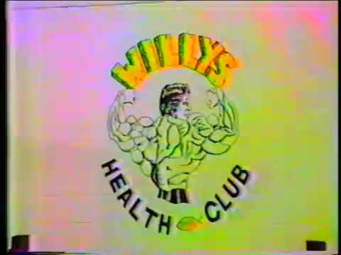 1985 Willys Health Club