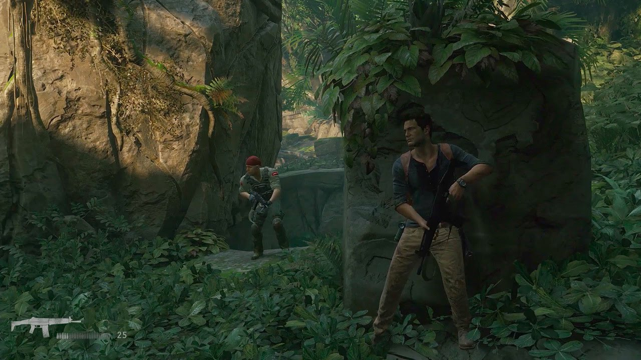 UNCHARTED 4: A THIEF'S END - Gameplay 1080p - PS4 - YouTube