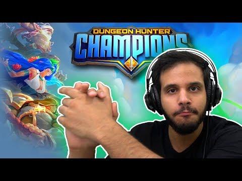 عالماشي: قصة نجاح فريقنا🎉😘(مع المشتركين) - Dungeon Hunter Champions