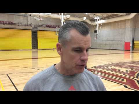 Donovan: Practice in Denver - April 4, 2016
