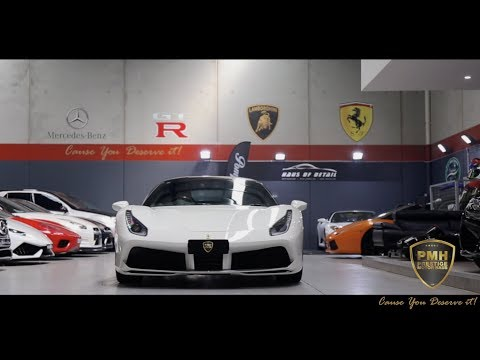 Prestige Motor Haus - PMH EXCITING SYDNEY PRESTIGE CAR SHOWROOM