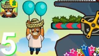 Amigo Pancho 2: Puzzle Journey Walkthrough Part 5 - Android iOS Gameplay HD