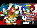 WHAT IF Sonic Mania Was Sonic 4 Episode 3?
