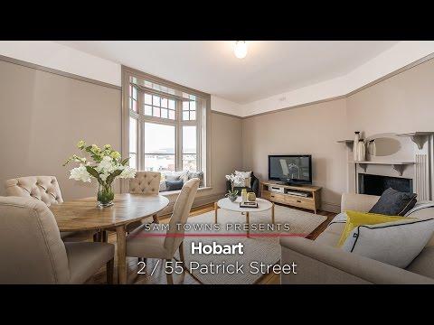 Petrusma Property Profile - 2 / 55 Patrick Street, Hobart