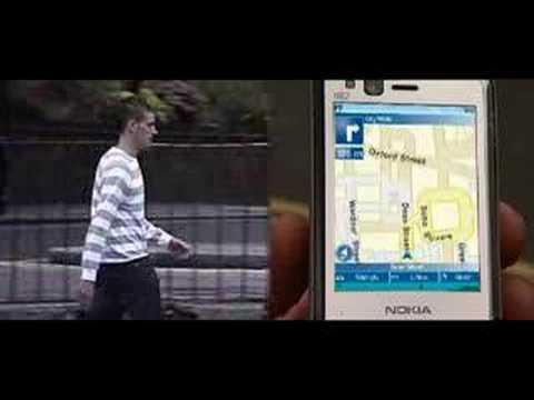 Nokia N82 video