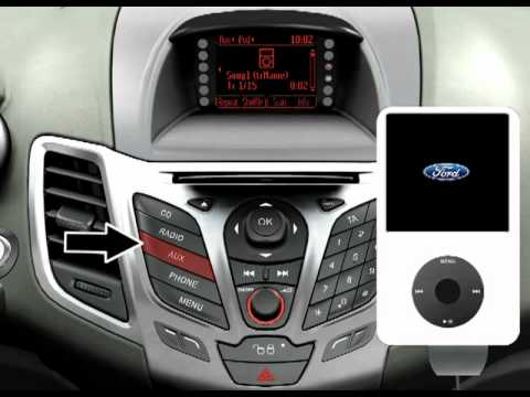 Ford Fiesta Ipod Connection