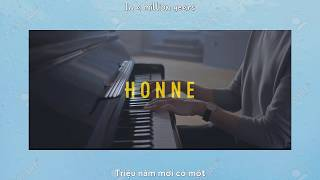 (Vietsub+Lyrics) HONNE - Location Unknown ◐ (feat. BEKA) (Brooklyn Session)