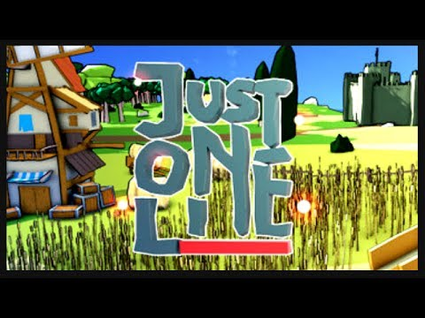 Just One Line - (Create Your Own Adventure Game)