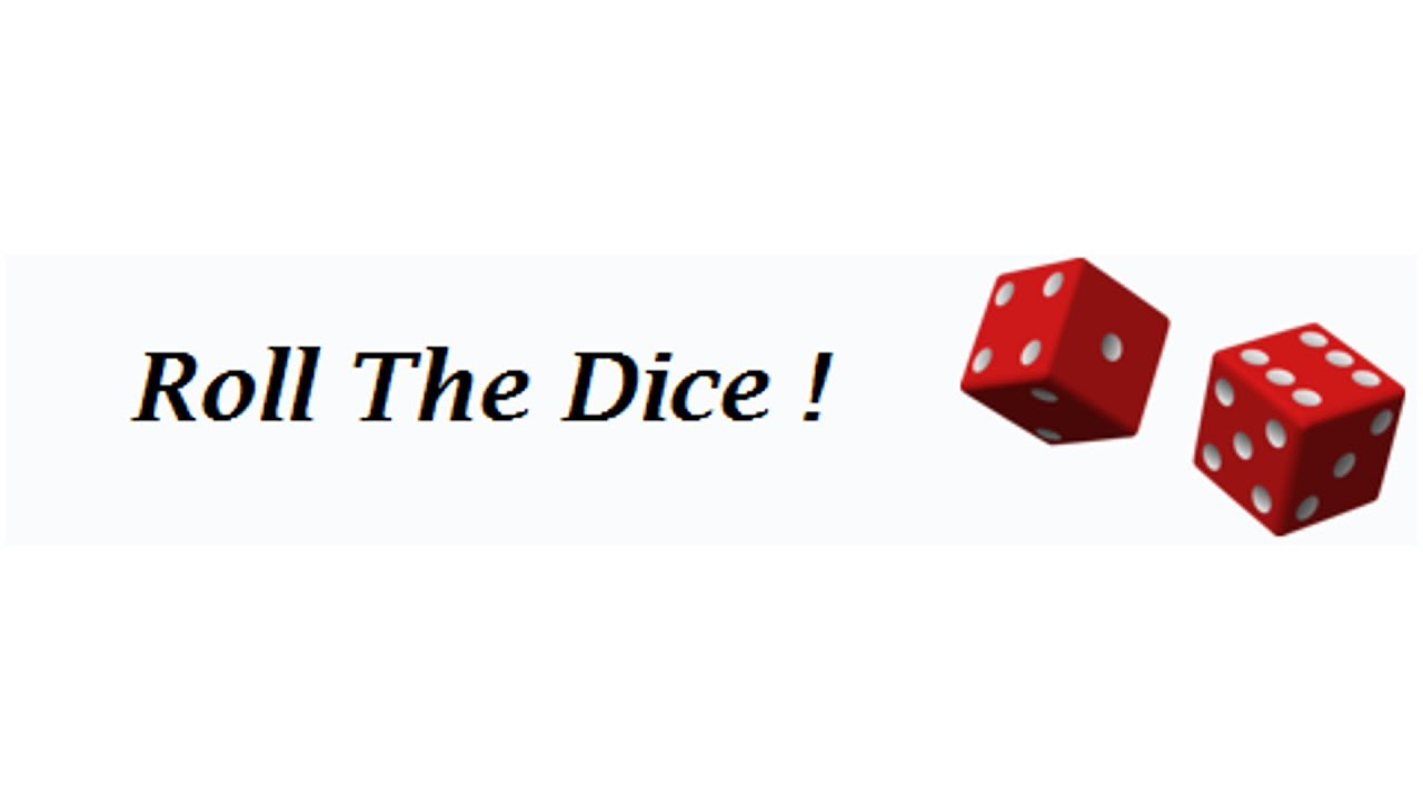 Roll The Dice Deutsch